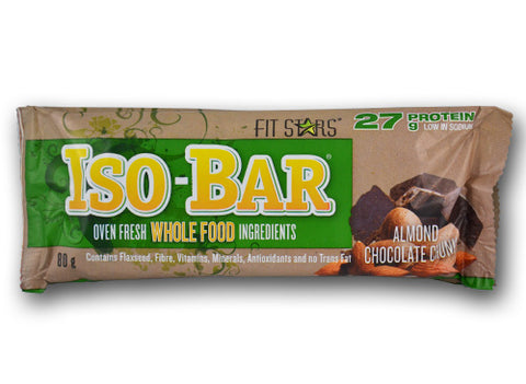 Fit Stars Iso Bar - Almond Chocolate Chunk