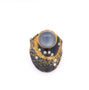 Load image into Gallery viewer, Moonstone and Diamond Ring | Art + Soul Gallery