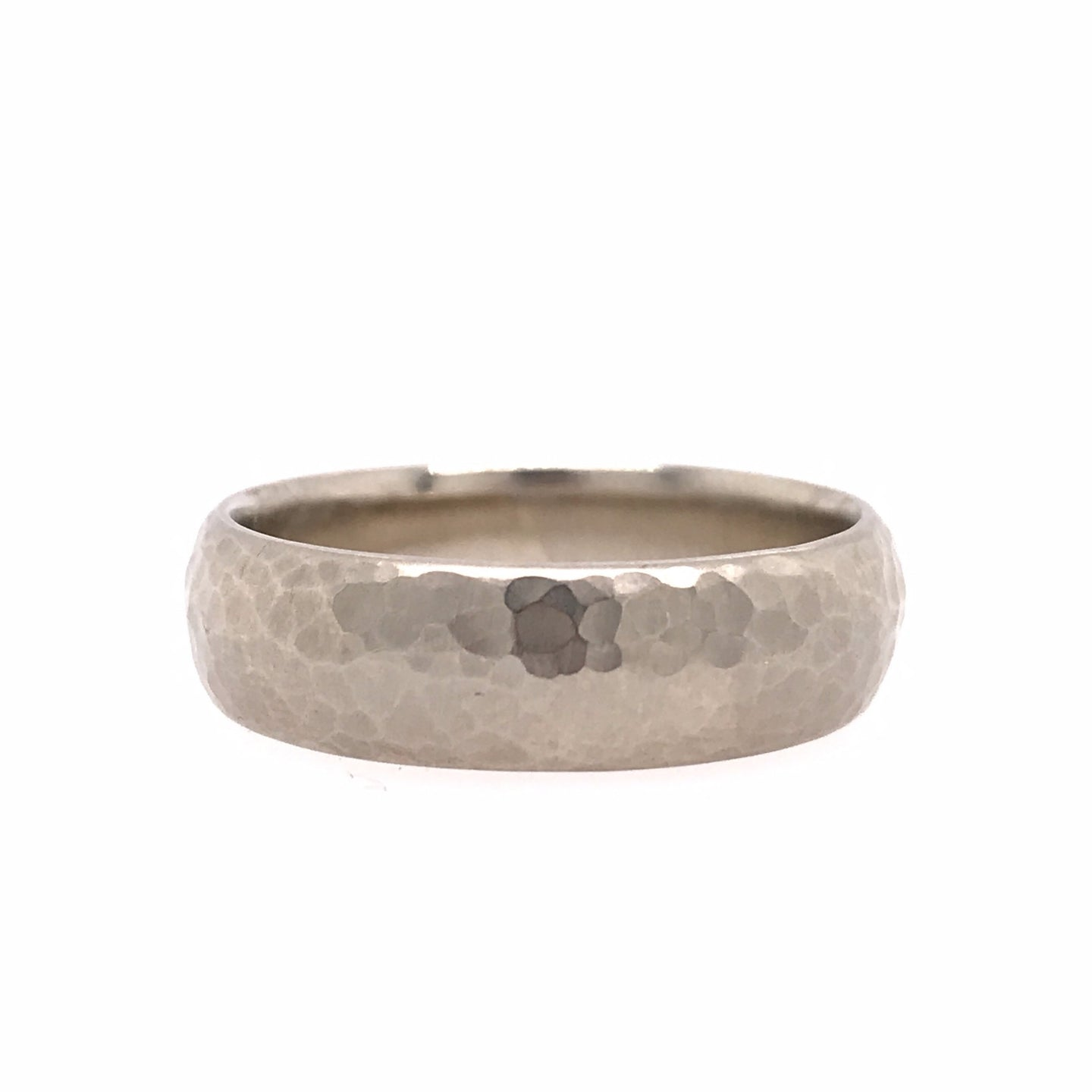 Men's 'Medium Hammered' Band