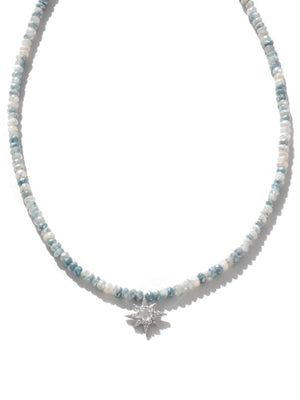 Aztec Starburst Rondelle Necklace | Art + Soul Gallery