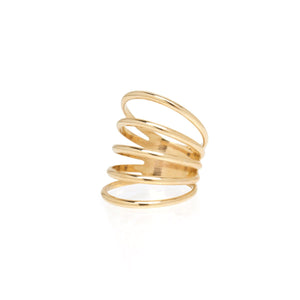 5 Bar Band Ring | Art + Soul Gallery