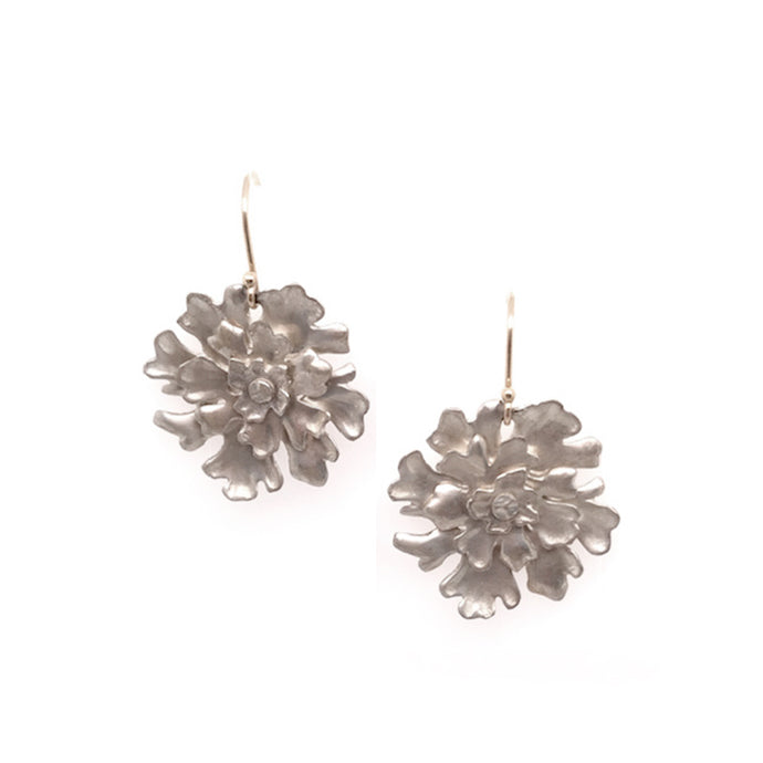 Small Lichen Earrings | Art + Soul Gallery