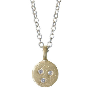 Medium Treasure Coin Necklace