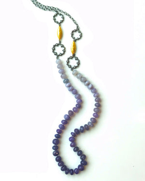 Long Beaded Necklace | Art + Soul Gallery