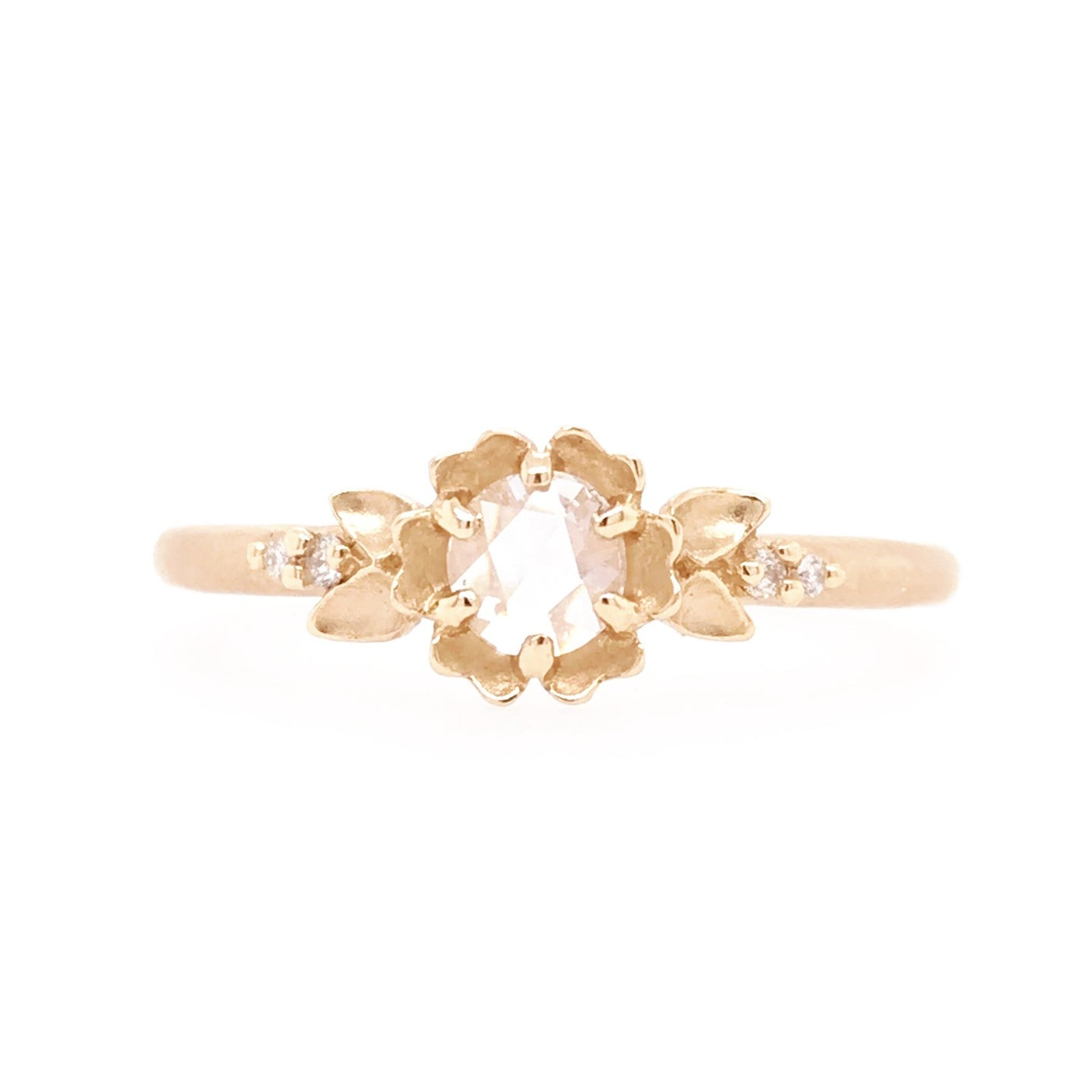 Buttercup Kaye Diamond Ring