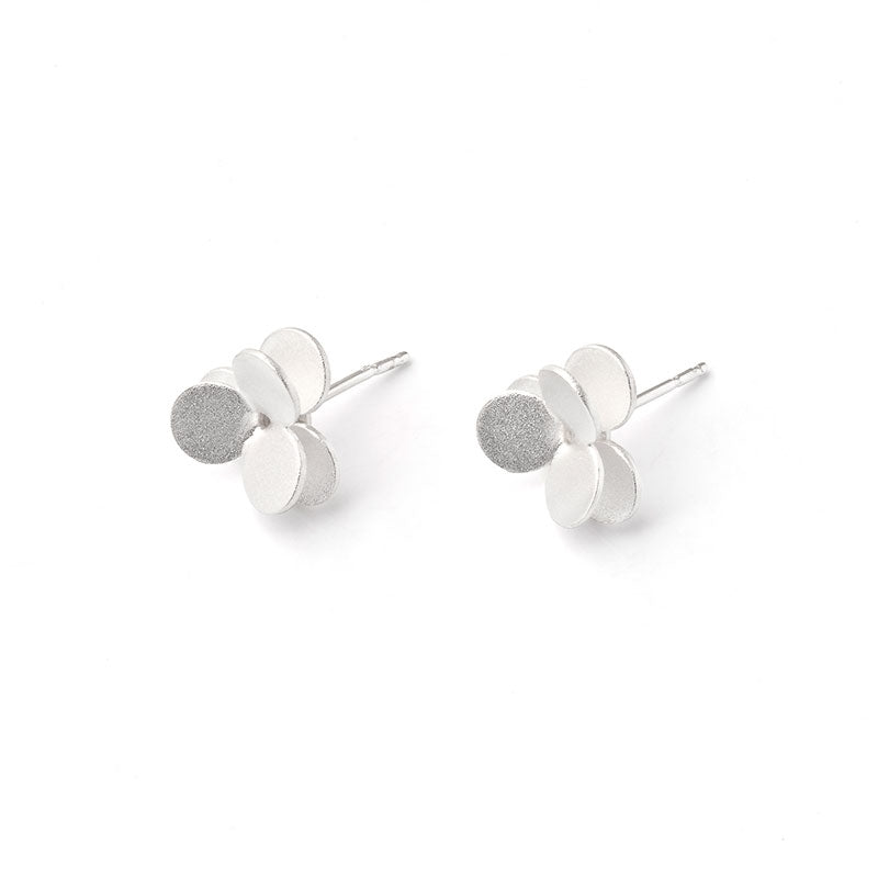 Small Clover Studs | Art + Soul Gallery