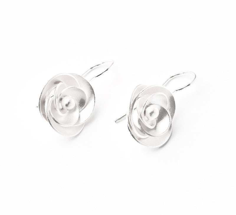 Rose Earrings | Art + Soul Gallery
