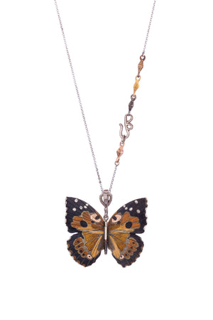 The Kamekameha Butterfly Pendant