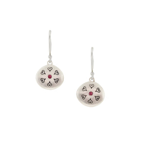 Ruby All My Love Earrings | Art + Soul Gallery