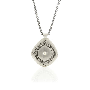 Ring Of Hope Necklace