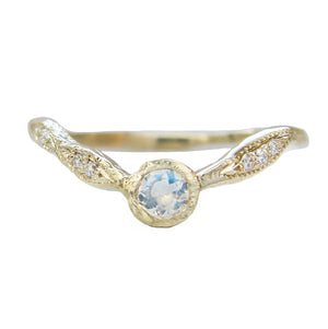 Lookout Point Moonstone Ring | Art + Soul Gallery