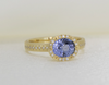 Load image into Gallery viewer, Sapphire Oval Succession Ring