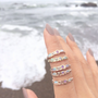 Load image into Gallery viewer, Journey Treasure Mermaid Ring