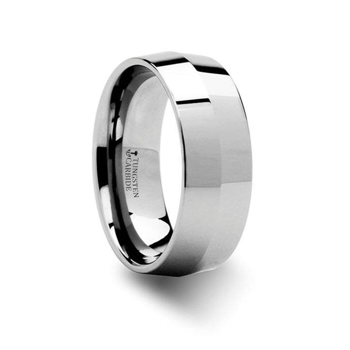 Shogun Tungsten Carbide Band | Art + Soul Gallery