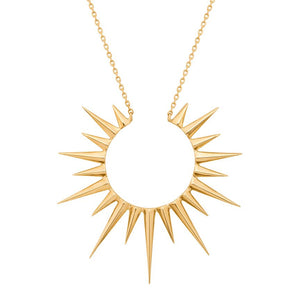 Small Full Sun Necklace