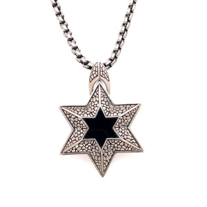 Rayman Star of David Pendant