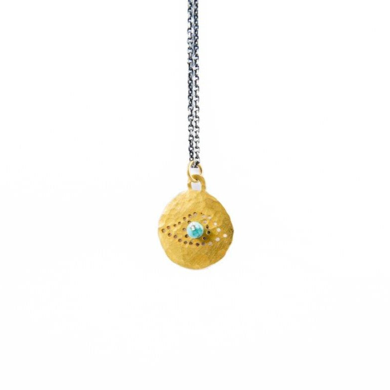 Flouri-Eye Tamata Necklace