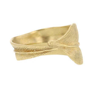 Feather Ring | Art + Soul Gallery