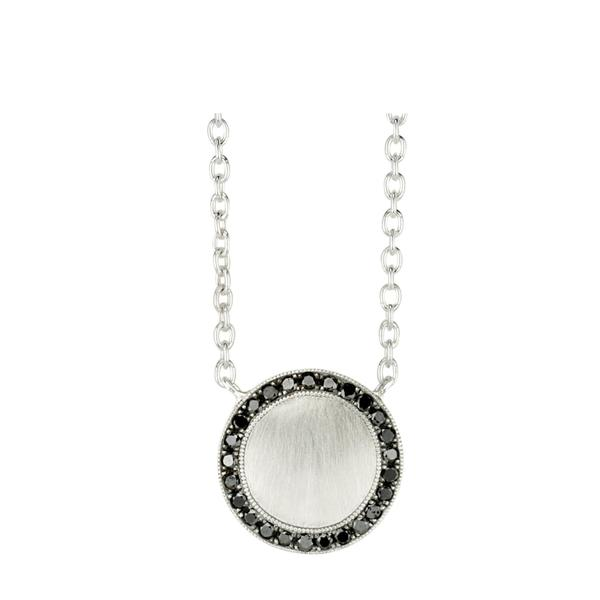Ario Black Diamond Necklace | Art + Soul Gallery