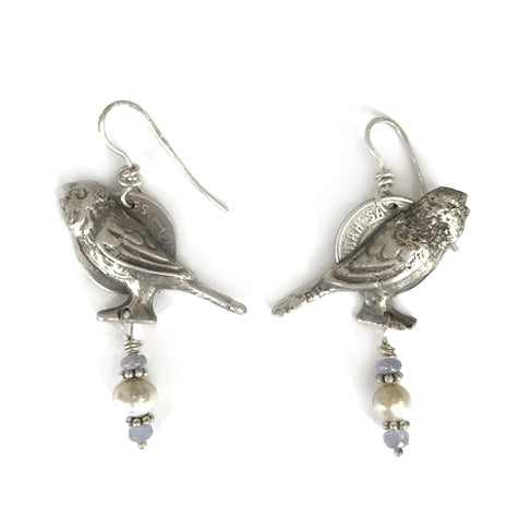 Sweetbird Earrings | Art + Soul Gallery