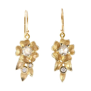 Buttercup Dangle Earrings | Art + Soul Gallery