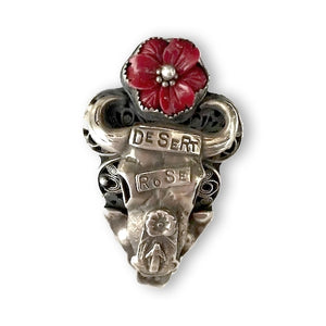 Desert Rose Ring | Art + Soul Gallery