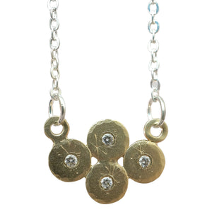 Quad Treasure Coin Necklace | Art + Soul Gallery