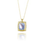 Load image into Gallery viewer, Rectangle Moonstone Pendant