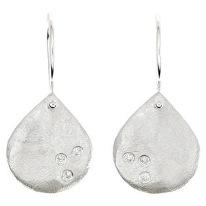 Medium Diamond Scale Earrings | Art + Soul Gallery