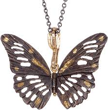 Monarch Butterfly Pendant | Art + Soul Gallery