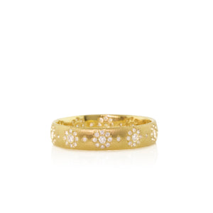 Diamond Rounded Shimmer Band | Art + Soul Gallery