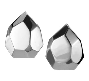 Faceted Briolette Studs | Art + Soul Gallery