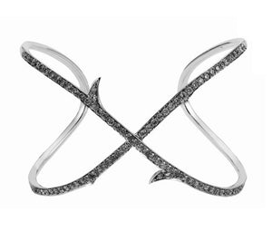 Thorn Stem Infinite Cuff