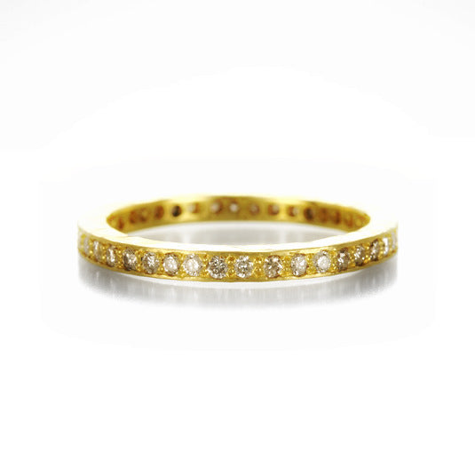 Diamond Eternity Band | Art + Soul Gallery