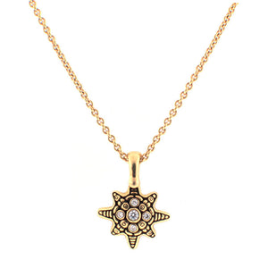 Gold Star Pendant | Art + Soul Gallery