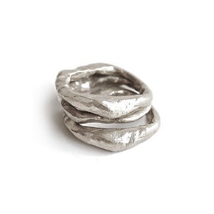 Stone Ring (Set of 3) | Art + Soul Gallery