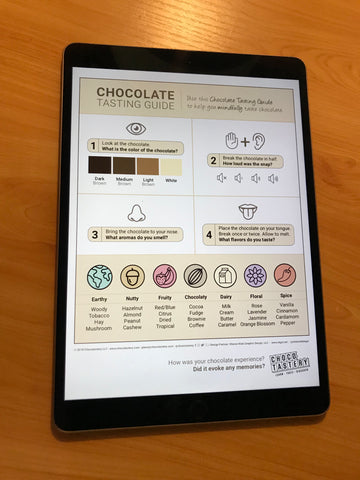 Chocotastery - Chocolate Tasting Guide