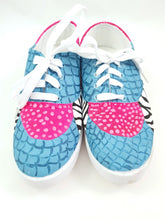 Load image into Gallery viewer, Into the wild-Pink- Adult Sneakers