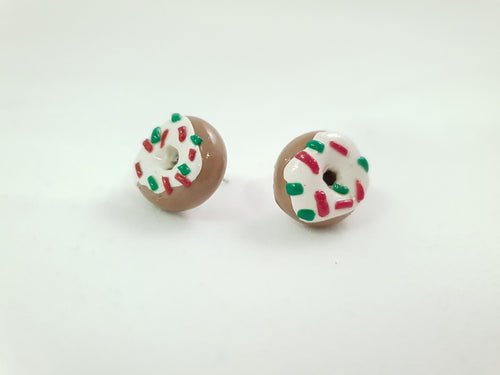 Dough nut-Earrings