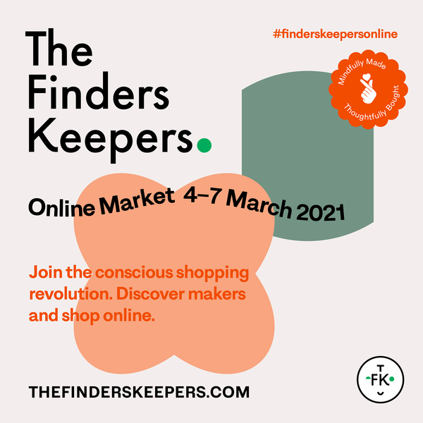 Finders Keepers Online Market March 4th - 7th