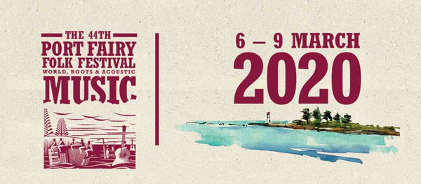 PORT FAIRY FOLK FESTIVAL March 6 to 9th