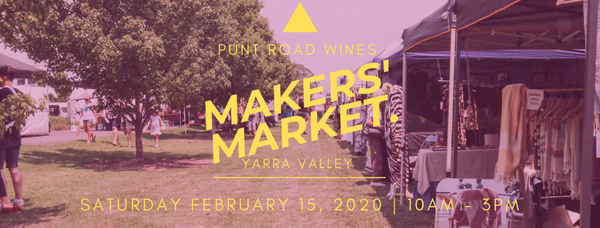 PUNT RD MAKERS  MARKET Feb 15th