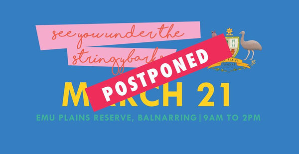 Emu Plains March 21 Postponed