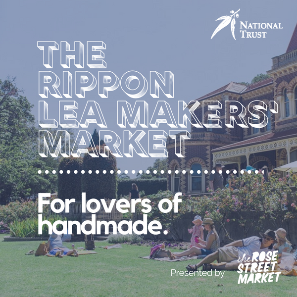 Rippon Lea Market Sunday Feb 25th