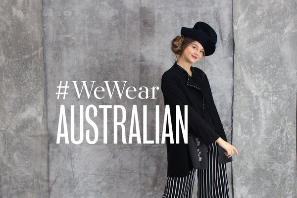 #WeWearAUSTRALIAN Support and Save!