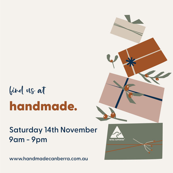 New Summer Launch This Saturday at Handmade Christmas Virtual Market.