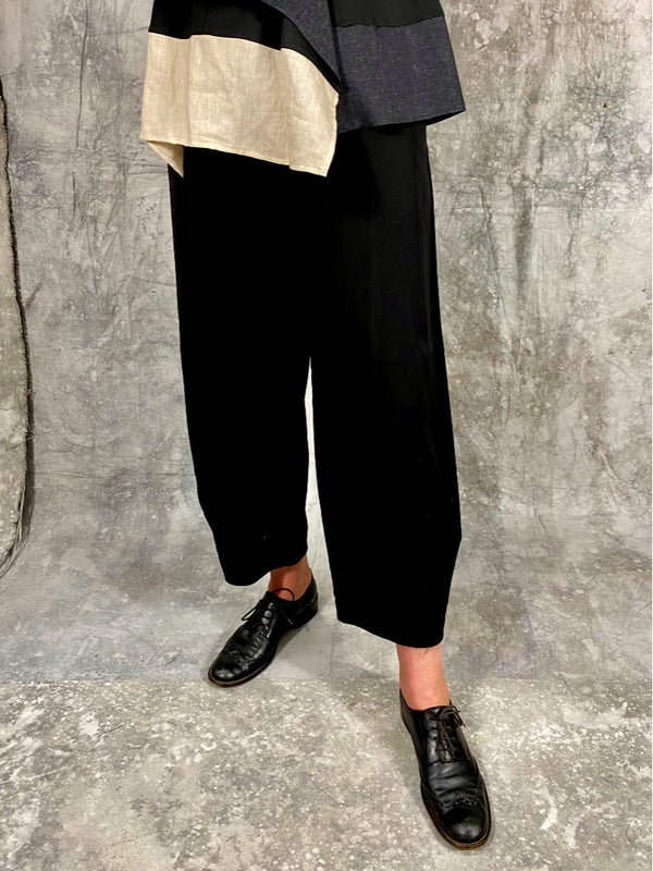 Grace Pant Soft Winter Weight Black