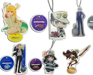 Alicia's Anime Blog episode 4: Acrylic Keychains Feature