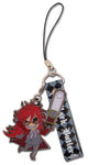 BLACK BUTLER GRELL SD CELLPHONE CHARM