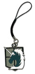 ATTACK ON TITAN - MILITARY POLICE EMBLEM CELL PHONE CHARM